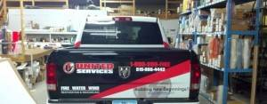 United Services Custom Car Wraps Des Moines Iowa