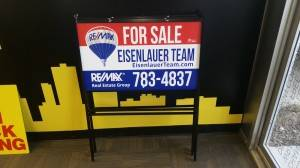 Custom Real Estate Yard Signs Iowa Sign Company