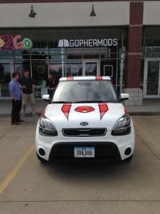 Gophermods Custom Car Graphics Des Moines